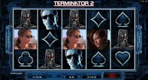 Выигрыш в игровой автомат, Terminator 2, крупные выигрыши, игровые автоматы, видео слот, онлайн казино,