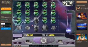 SpaceWar,joycasino,онлайн казино, выигрыш в казино