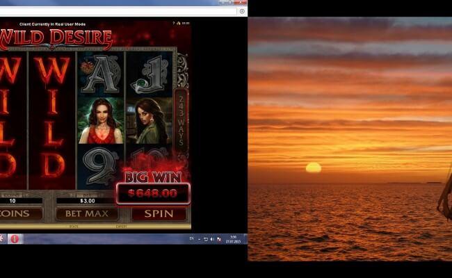 Бонус, Wild Desire, immortal-romance, онлайн казино,