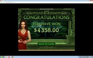 immortal romance, Выигрыш в онлайн казино, игровой автомат, игровые слот автоматы, Крупные выигрыши, лучшее интернет казино, онлайн казино