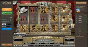 Обзор игрового слот автомата,Dead or Alive,игровые автоматы,видеослоты,онлайн казино, интернет казино, лучшие игровые автоматы