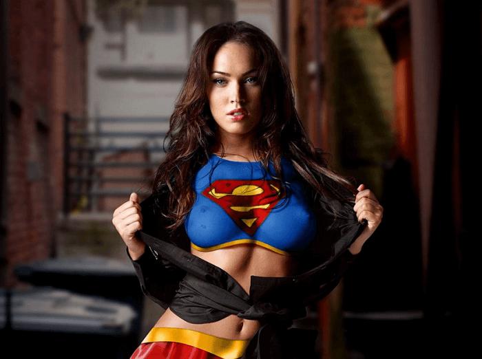 100 самых сексуальных женщин в комиксах